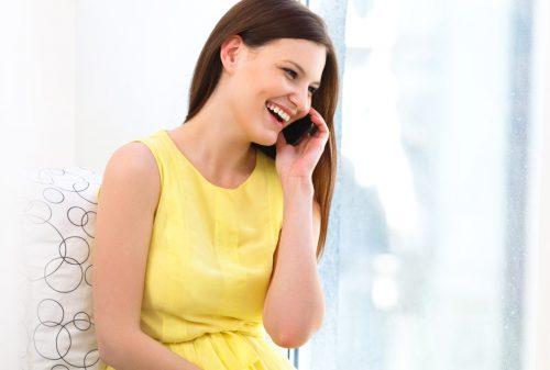 Ways People Flirt With Their Phones